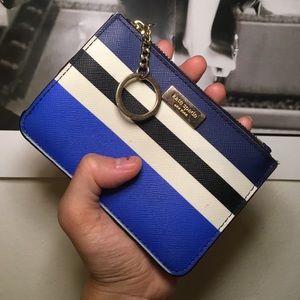 Kate Spade Bitsy key chain wallet